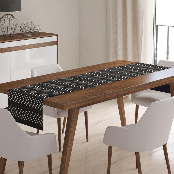 Kindig Mudcloth Table Runner by Brayden Studio