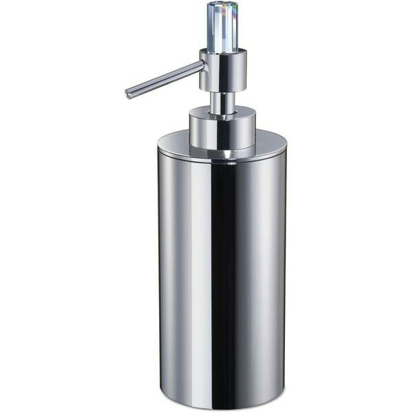 Maney Round Soap Dispenser by Latitude Run