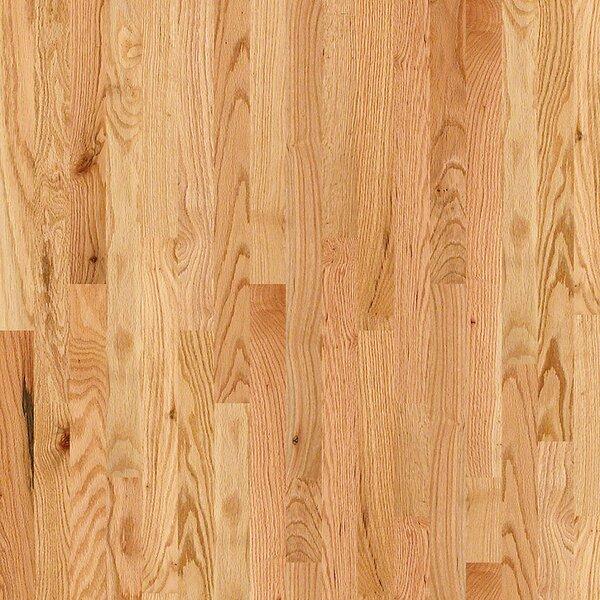 3-1/4 Solid Oak Hardwood Flooring in Natural by Welles Hardwood