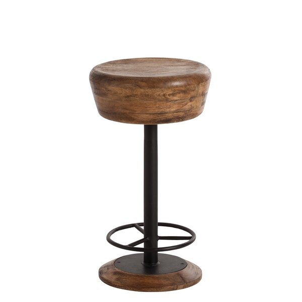 Caymus 24 Swivel Bar Stool by ARTERIORS