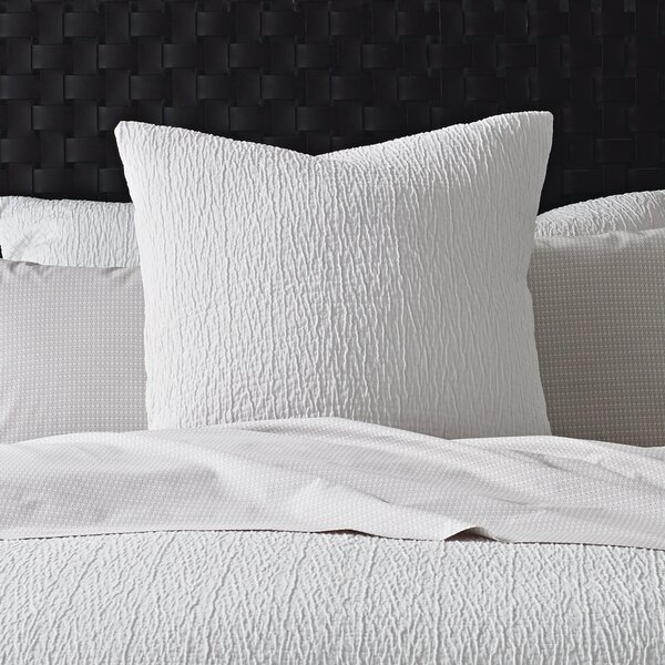 Woodgrain Coverlet Sham by DwellStudio