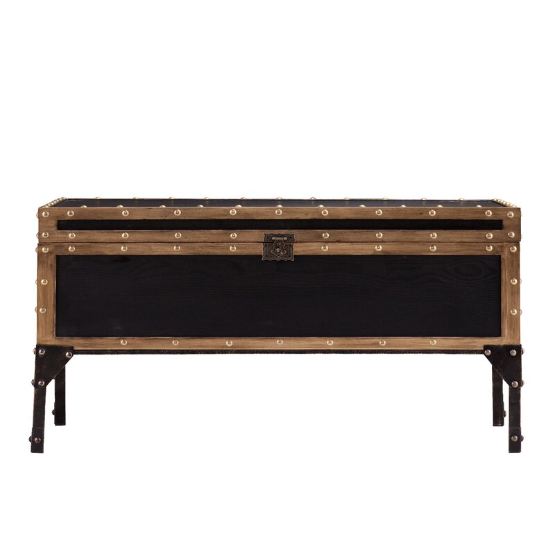Brielle Coffee Table Trunk