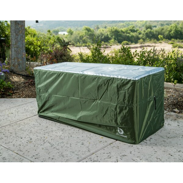 Water Resistant Deck Box Cover By Freeport Park.