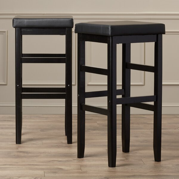 McClure 30 Bar Stool (Set of 2) by Alcott Hill