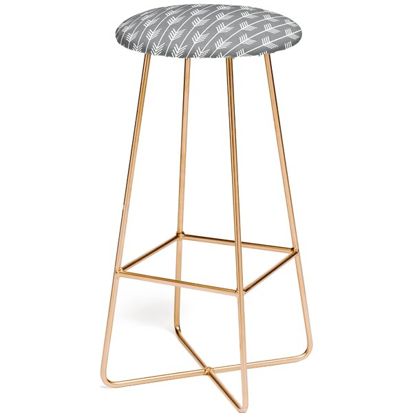 Holli 30 Bar Stool by East Urban Home