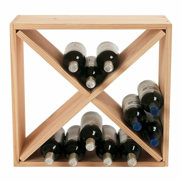 24 Bottle Tabletop Wine Bottle Rack by Wine Enthusiast Wine Enthusiast