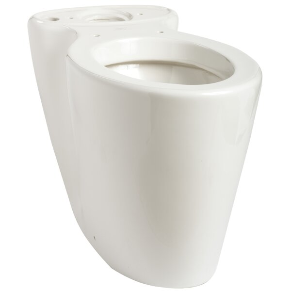 Enso SmartHeight Elongated Toilet Bowl by Mansfield Plumbing Products