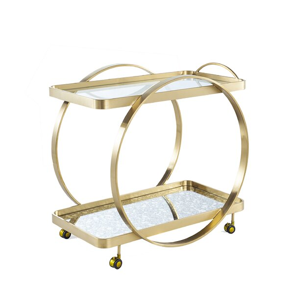 Connery Bar Cart by Blink Home