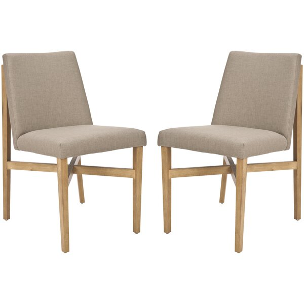 Axel Side Chair (Set of 2) by Safavieh