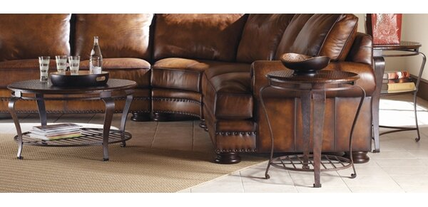 Clark 2 Piece Coffee Table Set By Bernhardt