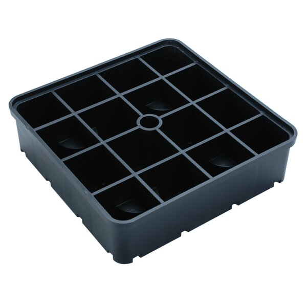 3 Patio Decking Riser Block by UDECX