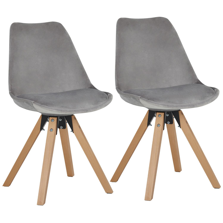 Latitude Run Abeyta Upholstered Dining Chair Reviews Wayfair Co Uk