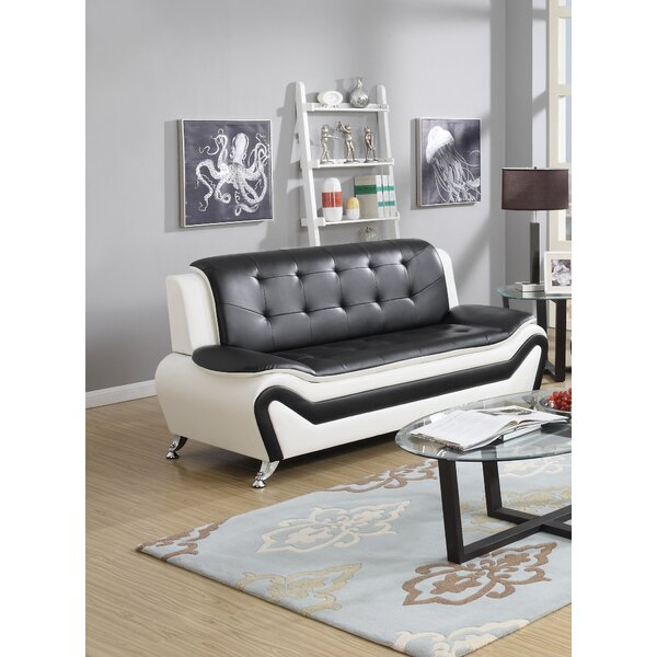 Sonya 2 Piece Living Room Set (Set of 2) by Orren Ellis