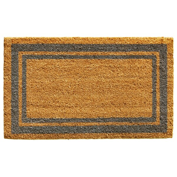 Sumiko Border Doormat by Laurel Foundry Modern Far