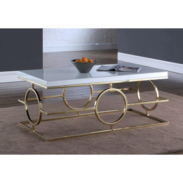 Santamaria Coffee Table by Latitude Run