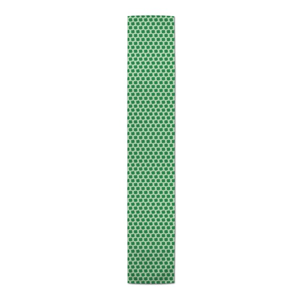Bledsoe Clover Field Table Runner by The Holiday Aisle