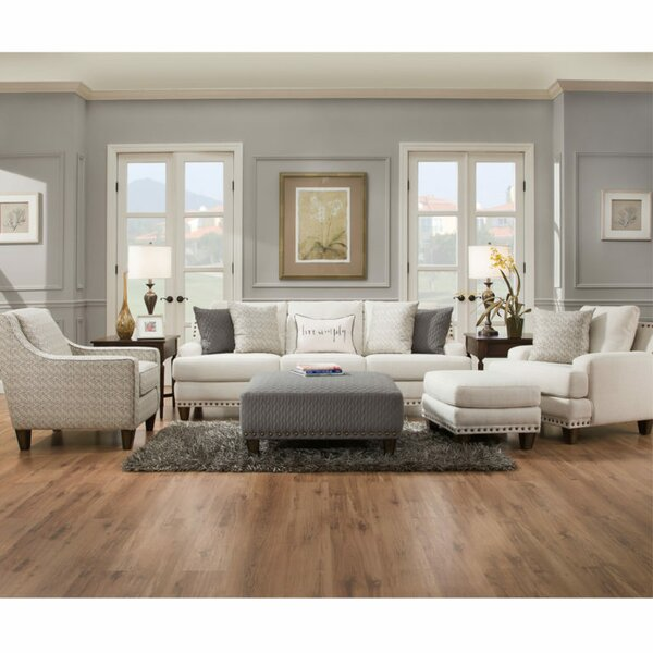 Oconee Configurable Living Room Set by Three Posts