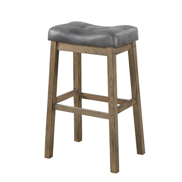 Rollins 29.5 Bar Stool by Gracie Oaks