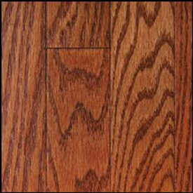 St. Andrews 2-1/4 Solid Oak Flooring in Merlot by Forest Valley Flooring
