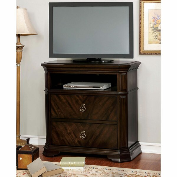 Fye 2 Drawer Media Chest by Astoria Grand