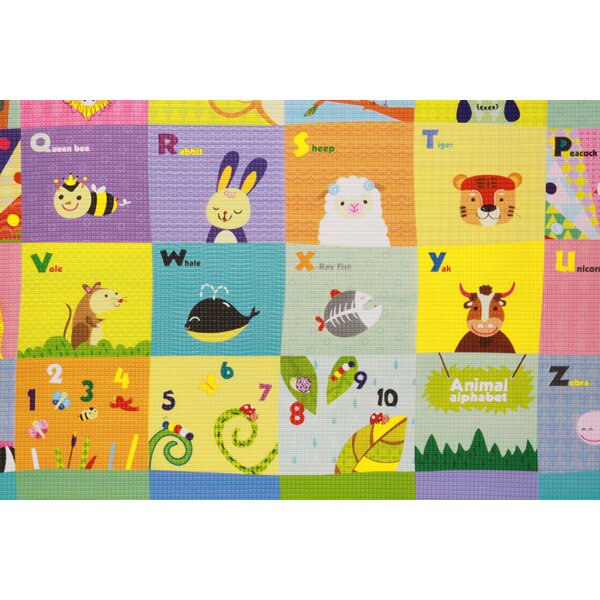 Birds In The Trees Baby Playmat By Baby Care.