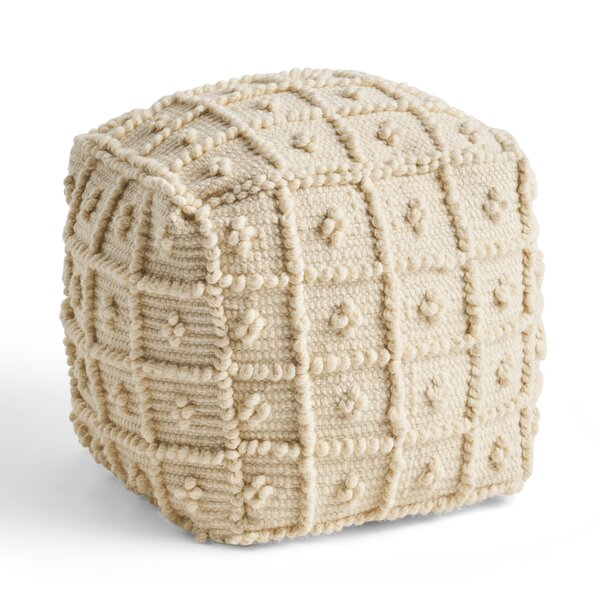 Juanita Pouf by Union Rustic