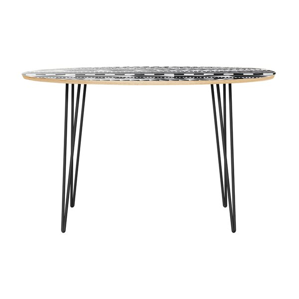 Modern Honea Dining Table By Bungalow Rose New