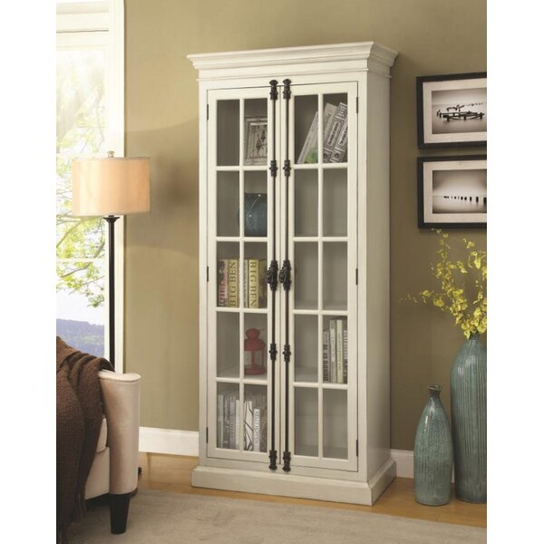 Baskin Curio Cabinet by Darby Home Co