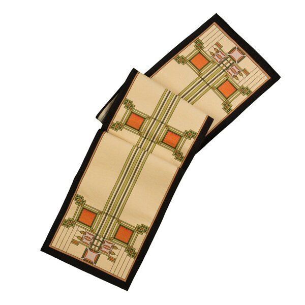 Hedon Table Runner by Charlton Home