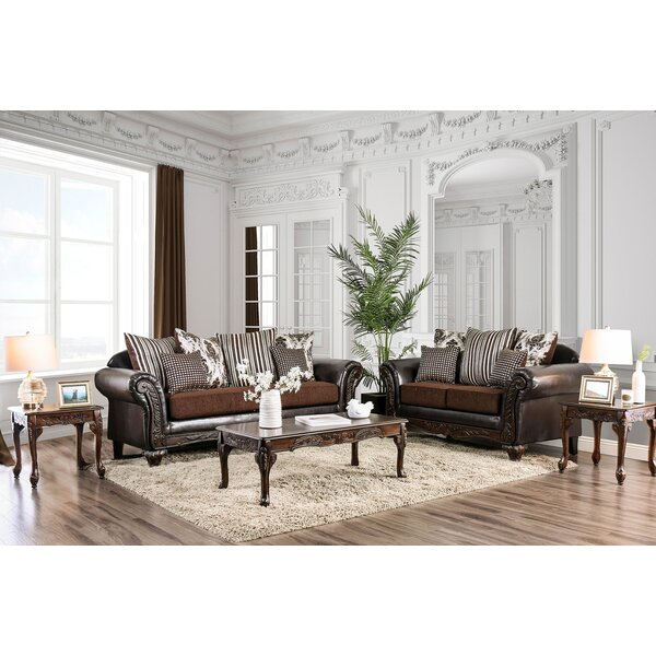 Metz Configurable Living Room Set by Astoria Grand
