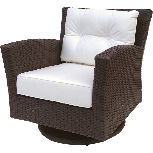 Sonoma Patio Chair with Cushion by ElanaMar Designs