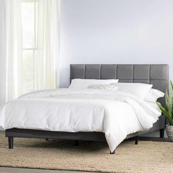 Colby Upholstered Platform Bed by Zipcode Design