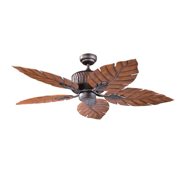 52 Staley 5-Blade Ceiling Fan by Bay Isle Home