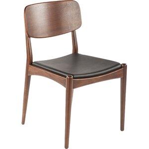 Namsos Genuine Leather Upholstered Dining Chair dCOR design