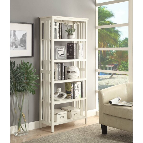 Morais Standard Bookcase By Ebern Designs