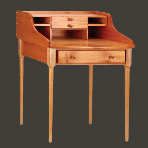 Sibert Solid Wood Secretary Desk