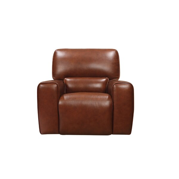 Starway Leather Power Glider Recliner W001885144