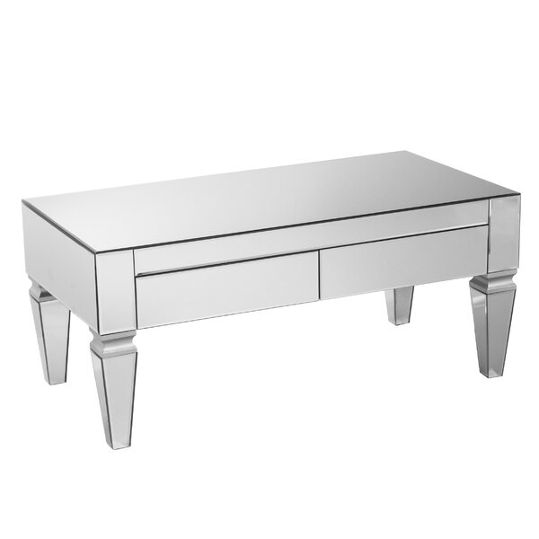Kacie Coffee Table With Storage By Willa Arlo Interiors