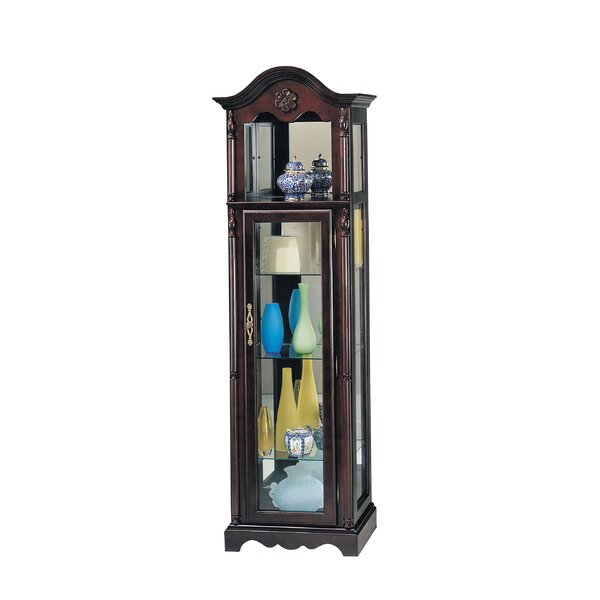 Edmonson Curio Cabinet by Astoria Grand