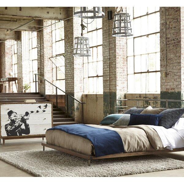 Nitta Platform Bed by Brayden Studio