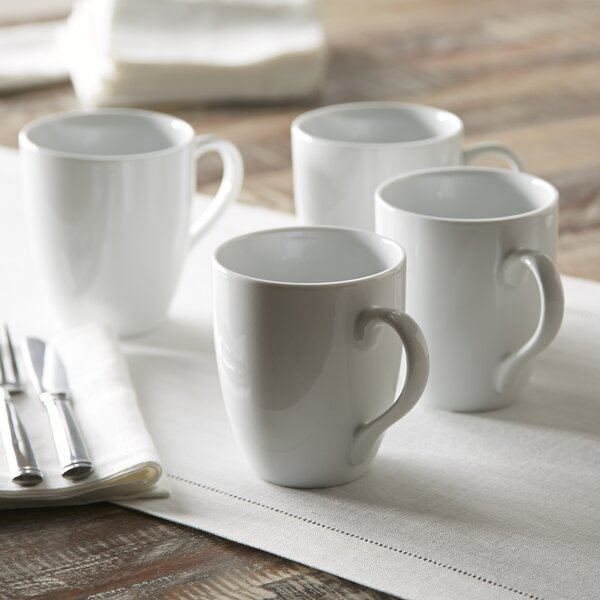 Hinton Mugs (Set of 12) by Birch Lane™
