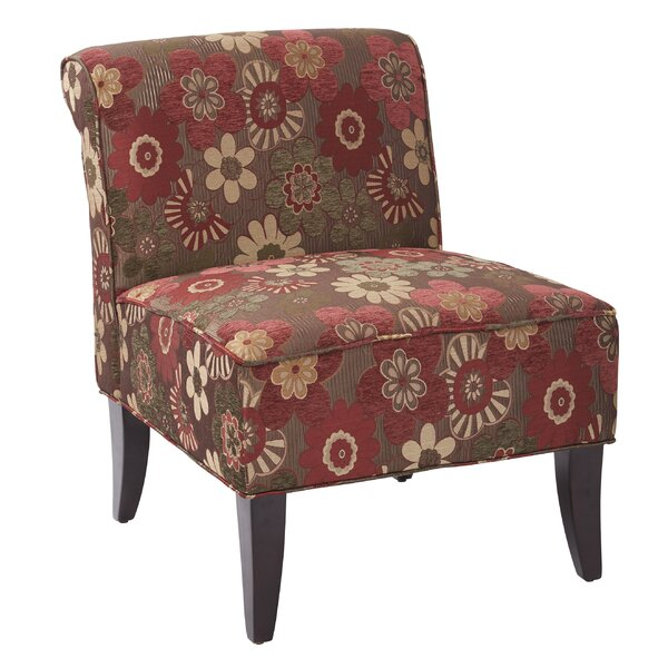 Aleena Slipper Chair by Winston Porter