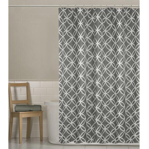 Mcnett Shower Curtain by Mercury Row