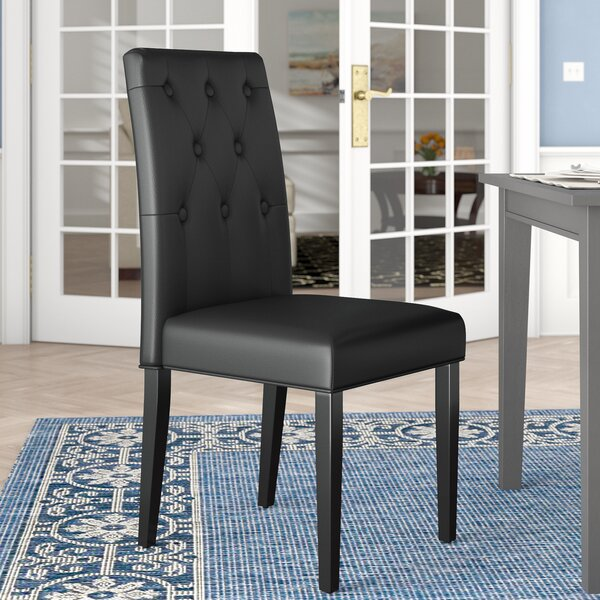 Androscogin Side Chair by Charlton Home