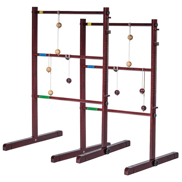 18 Piece Beach Bumz Golf Toss Ladder Ball Set by Franklin Sports