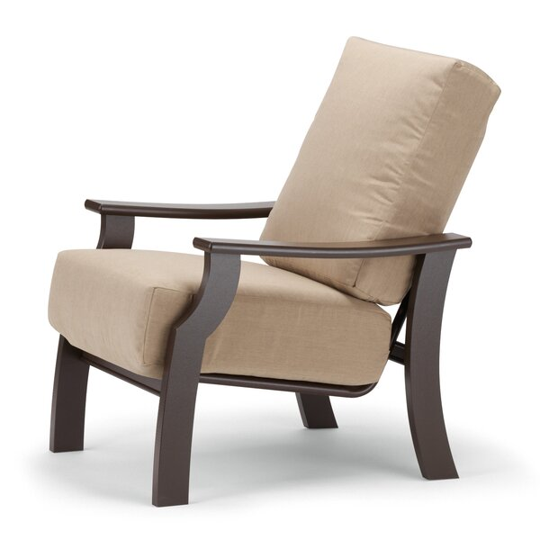 St. Catherine Deep Patio Chair with Cushions by Telescope Casual Telescope Casual