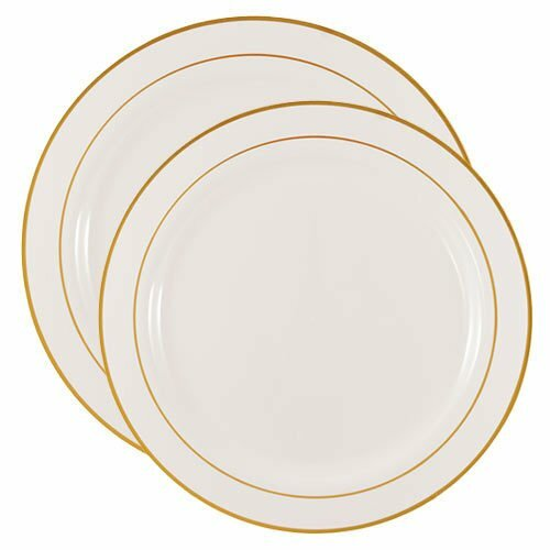 Endres Gold Lines 50 Piece Dinnerware Set by Winston Porter