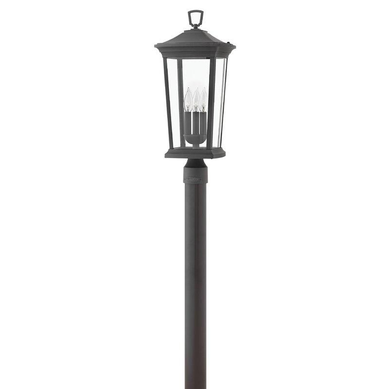 Red Barrel Studio Galenos Museum Black 1 Light 22 75 H Lantern Head Wayfair
