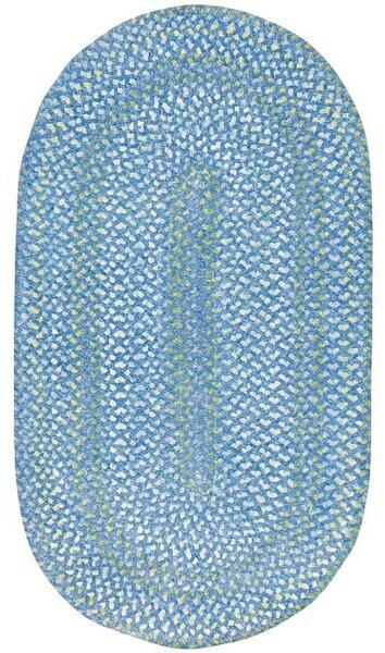 Celise Blue Area Rug by Beachcrest Home