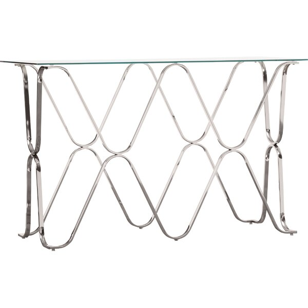 Arylide Console Table by House of Hampton